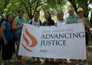 Advancing Justice | AAJC at voting rights rally